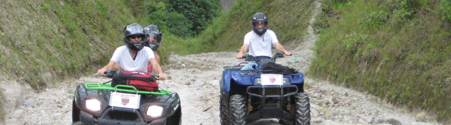 Boquete ATV & Coffee Tour Combo