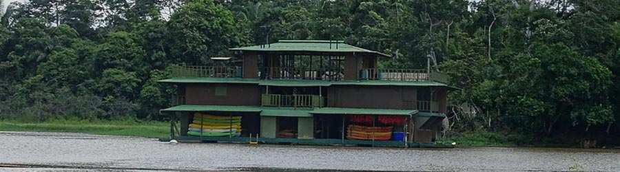 Jungle Land Floating Lodge Panama Canal Tour