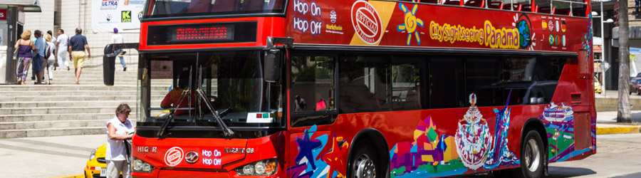 Hop On Hop Off Panama City Sightseeing Tour