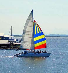 Bocas Sailing Tour
