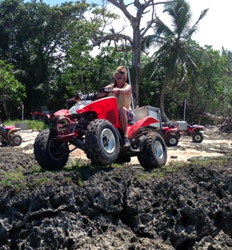 Bocas Town ATV Rental