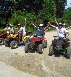 Bocas Town ATV Tour